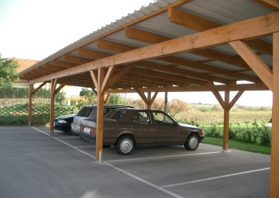 Carport michelhausen